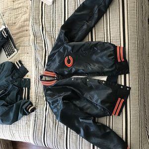 VINTAGE cubs jacket